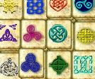 Play Celtic Mahjong Solitaire
